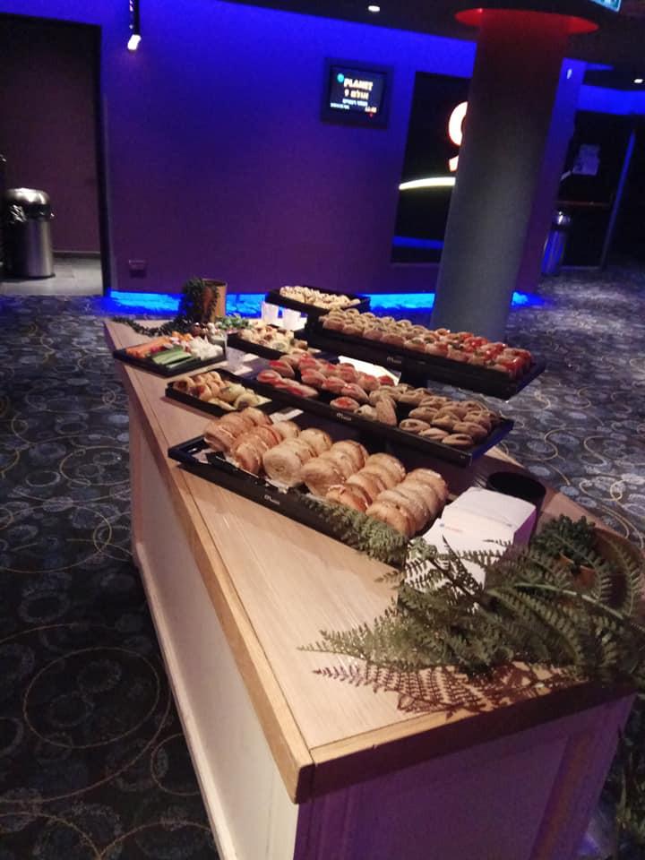 ארגון ארוחות בכנסים