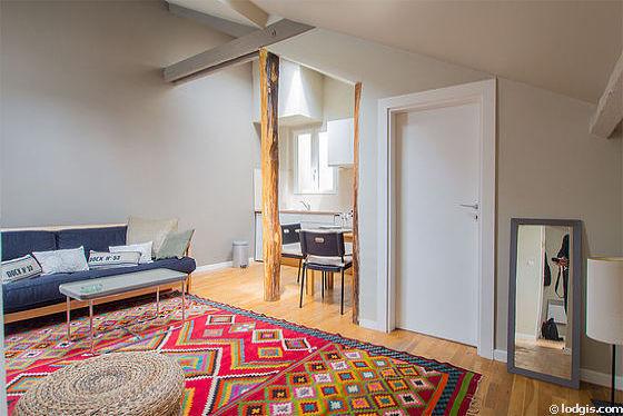 La conclusion et la fixation des loyers des locations à usage d'habitation principale.