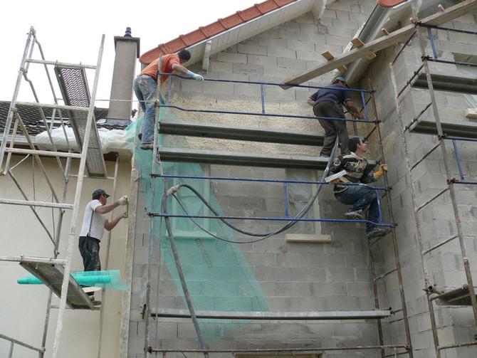 La servitude de Tour d'échelle