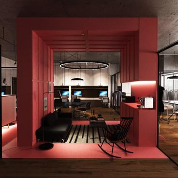 Ames fashion office, Jakarta