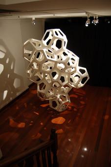 Watercube installation, Sydney