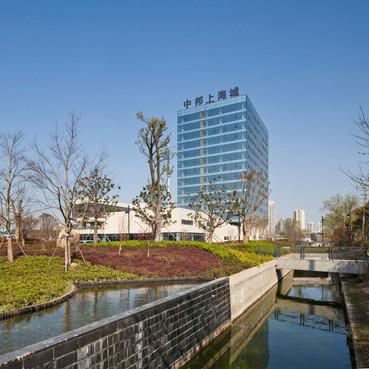Qidong office complex Shanghai