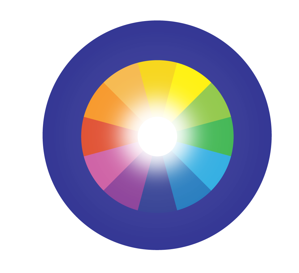 Colour Wheel Light Table
