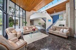 GAPdesigners Alfords Point Entry Mezzanine