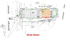 New 1ST FLoor Plan -Erskineville