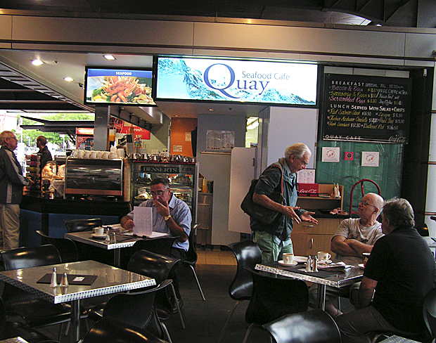 Circular Quay - Cafe