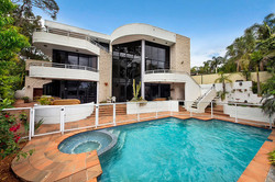 GAPdesigners Alfords Point Rear Pool