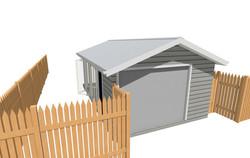 ASHFIELD NSW -  GARAGE DOOR