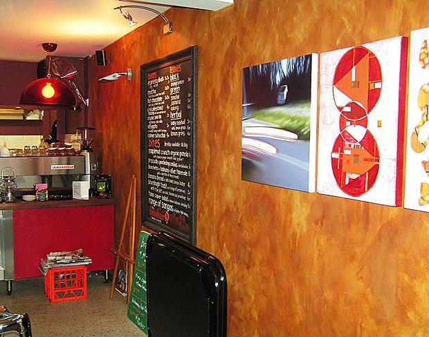 Bunker Cafe - Menu