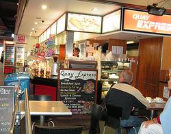 Cafe Express - Bar