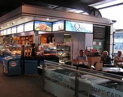 Circular Quay Cafe - Dining