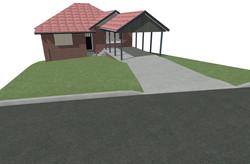 Chatswood - Proposed Carport