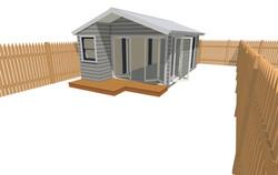 ASHFIELD NSW - GARAGE - STUDIO
