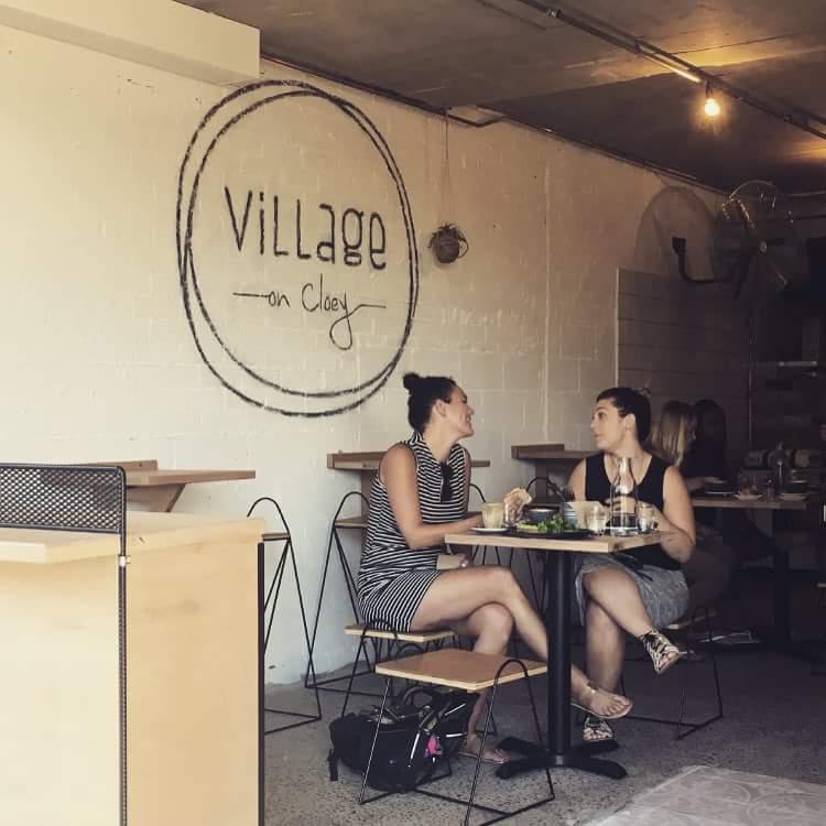 Clovelly Cafe - Wall Art