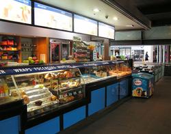 Circular Quay Cafe - Display