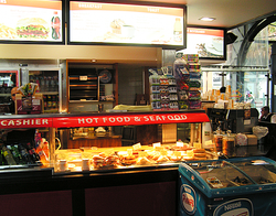 Cafe Express - Hotfood