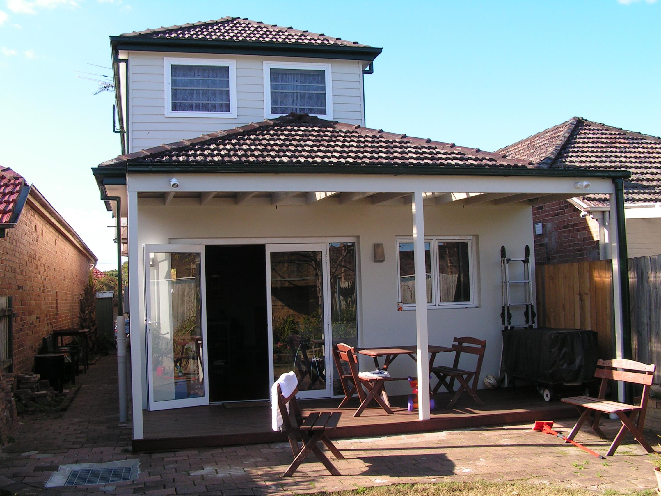 Marrickville NSW - Rear