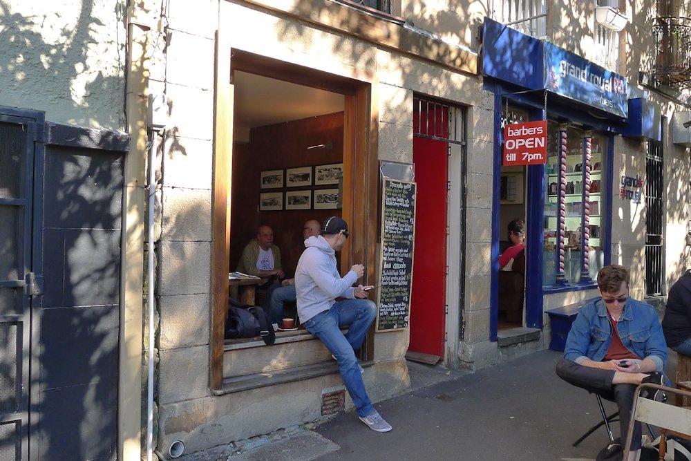 Bunker Cafe Street