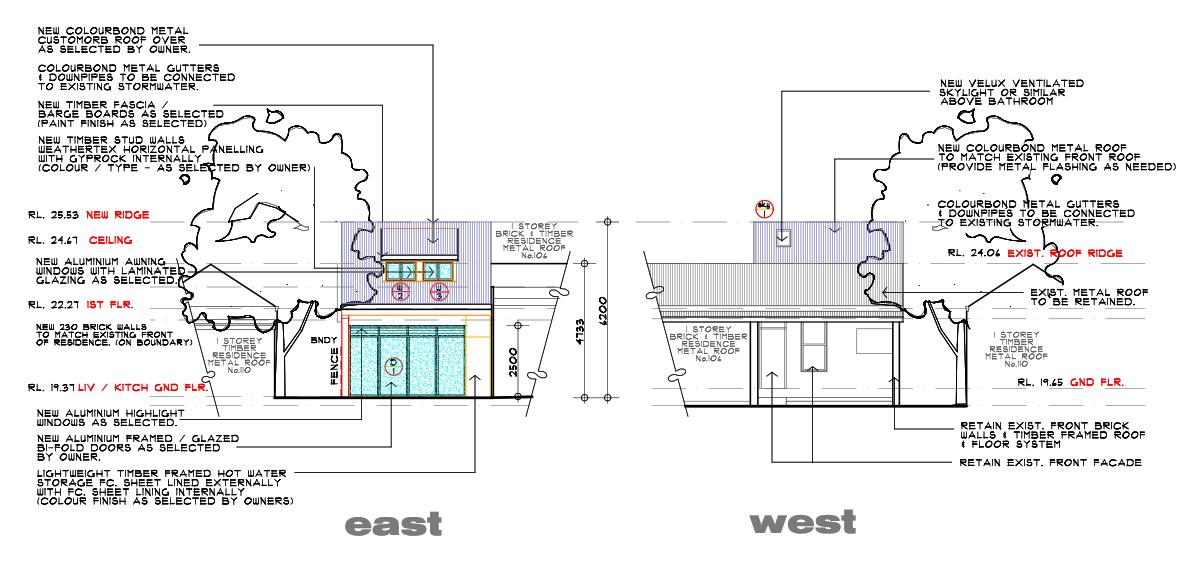 EAST+WEST -Erskineville