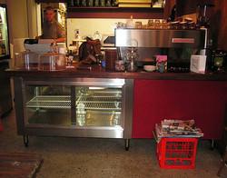 Bunker Cafe - Counter