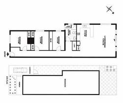 Croydon - floorplan