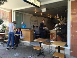 Clovelly Cafe - Street Entry