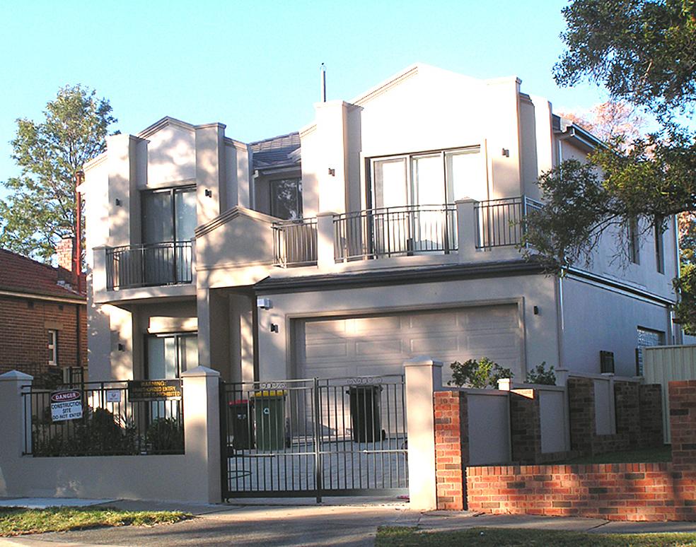 Strathfield - Front