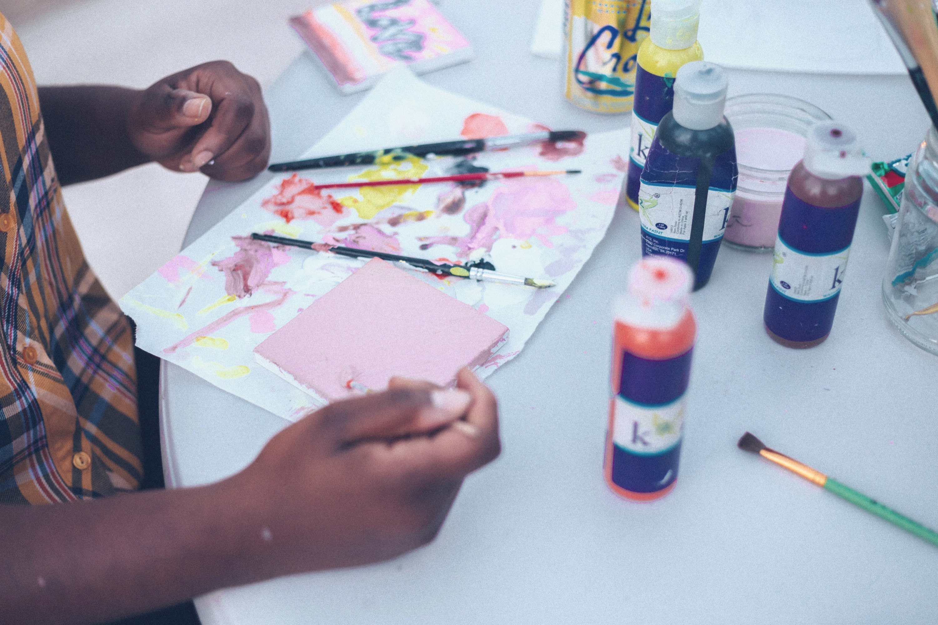 Paint No Whine (Spring Session)