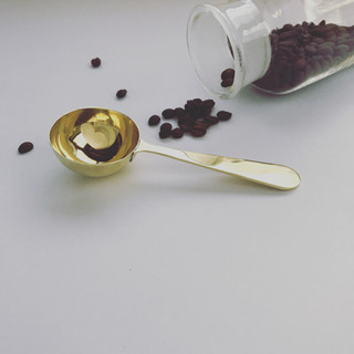Coffee measuring spoon