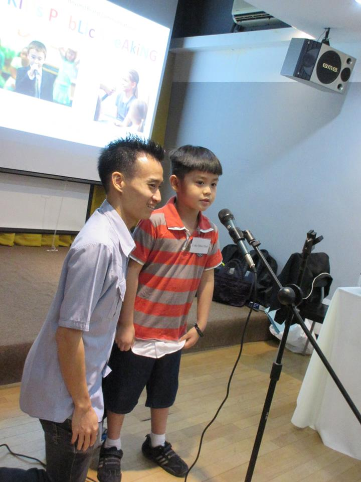 Kids Public Speaking