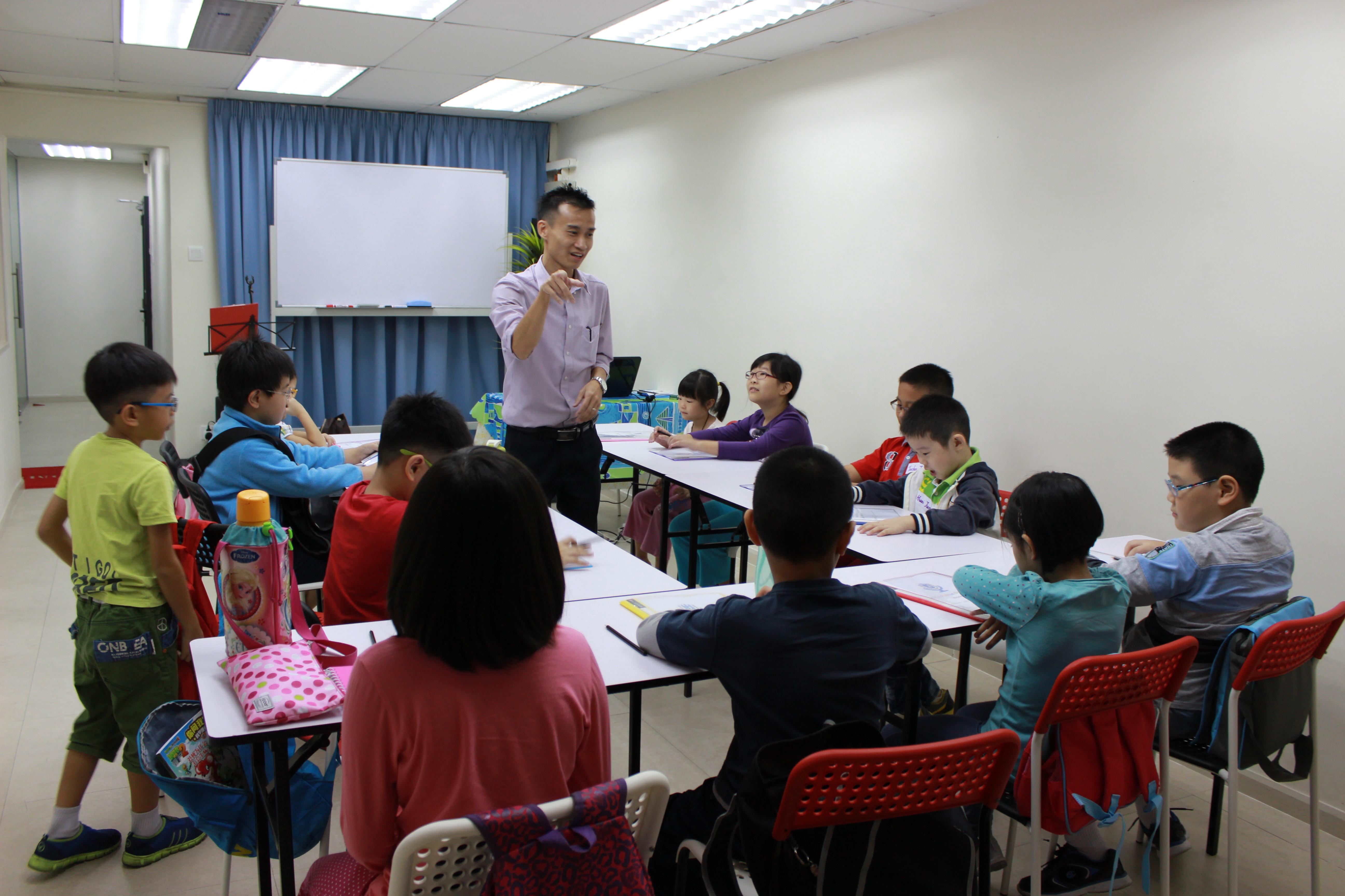 Kids Public Speaking Workshop