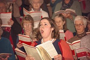 Eynsham choral society