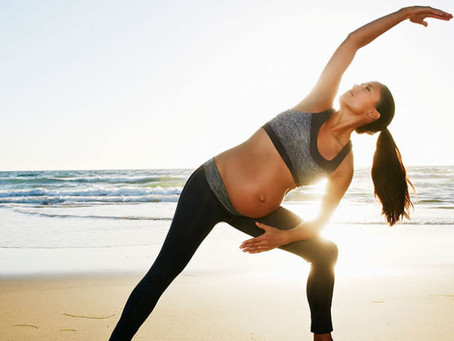 A Healthy Approach To Exercise During Pregnancy