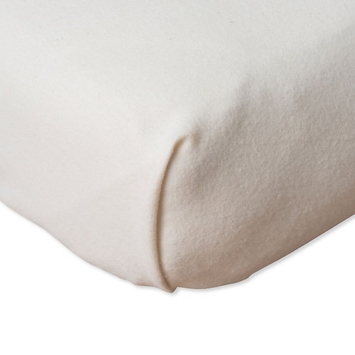 Organic Brushed Cotton Fitted Sheets