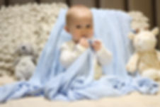 Softer than cotton chemical free, organic, sustainable eco-friendly bamboo baby blanket