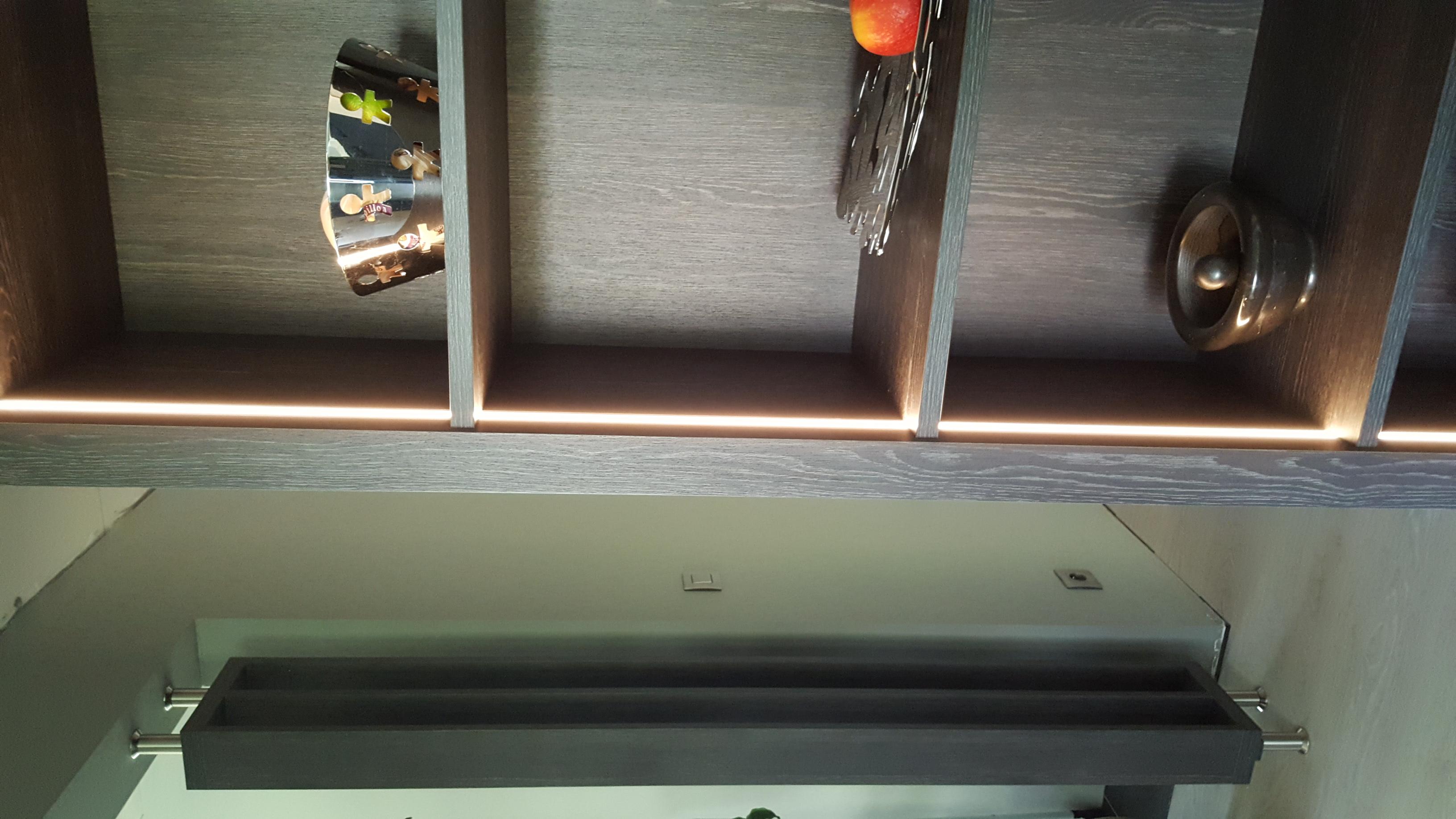 Kast met LED