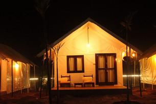 Jodhpuri Tent