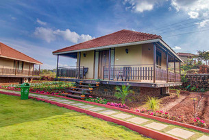 Deluxe Cottage Exterior 2