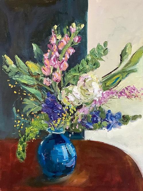 Fresh Flowers - Artist: Gaye Shield
