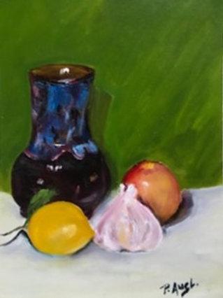 Opera Vase - Artist: Pippa Augl