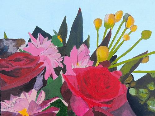 Roses - Artist: Marilyn Rudak