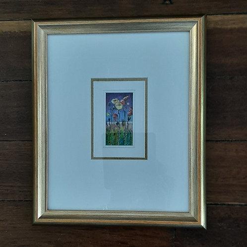 Poppies 2 - Artist: Cynthia Denning