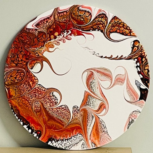Comes the Dragon - Artist: Robyn Griffiths