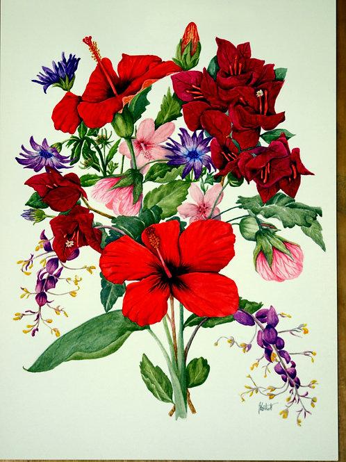 The Colour of Summer - Artist: June Beckett