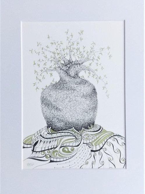 Tree of Life - Artist: Barbara Steyn