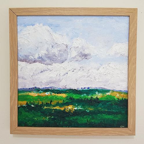 English Countryside - Artist: Greg Mudie