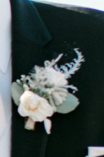 Just the Greens:Boutonniere