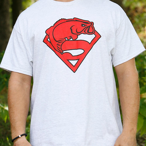 Classic SuperFish t-shirt grey