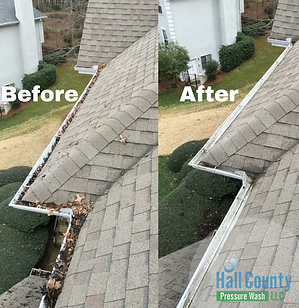 Gutter Cleaning Cleveland, Ga