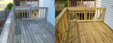 Deck Washing Gainesvile GA